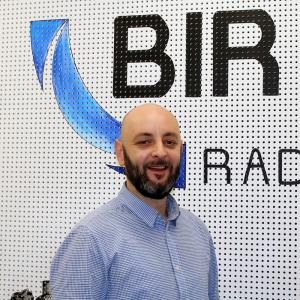Nedžad Abdić--novinar i voditelj