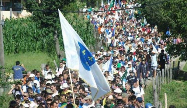 Marš mira 2016: Sjećanje na Put spasa i počast žrtvama genocida