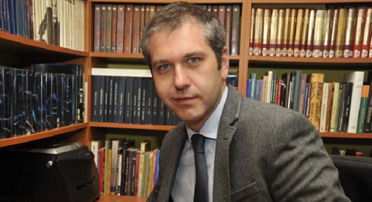 prof. Sanjin Kodrić, doktor književnohistorijskih nauka