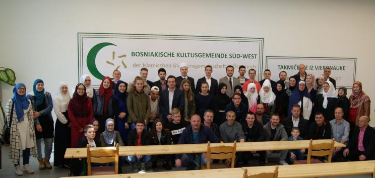 Regionalno takmičenje iz vjeronauke u Austriji - BKG Süd-west