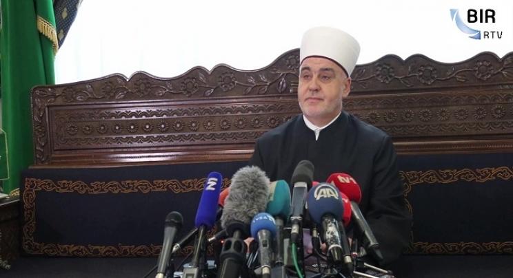 Dr. Husein ef. Kavazović: Ne uzimajmo blagodati vjere, porodice i zdravlja zdravo za gotovo (VIDEO)