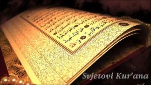 Svjetovi Kur'ana: Božiji je Istok, Božiji je Zapad