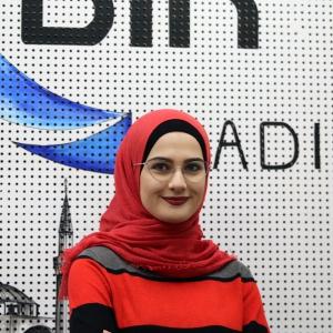 Amina Kahriman--saradnik