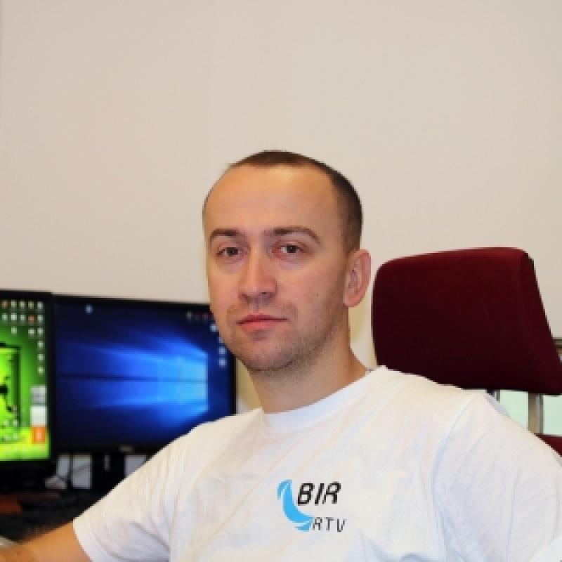 Mirsad Muratović--tonski realizator