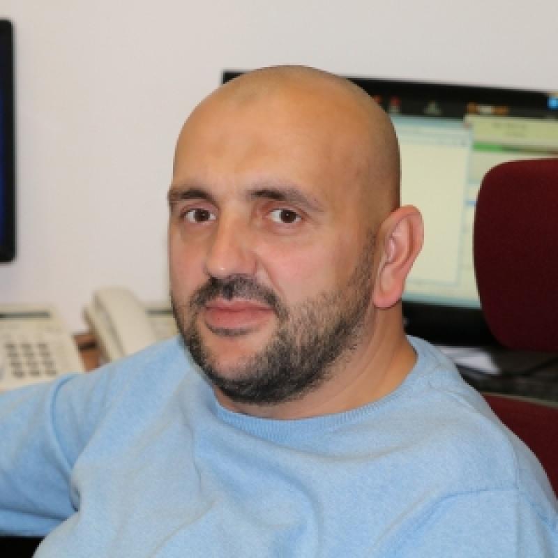 Mirsad Pitić--tonski realizator