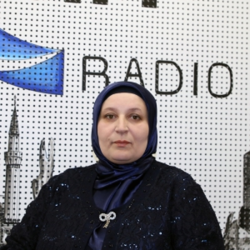Alma Hadžić--urednik i voditelj